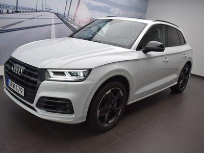 begagnad Audi Q5 SPORT 3.0 TDI QUATTRO 286HK, BRA UTRUSTAD