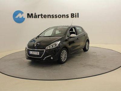 begagnad Peugeot 208 5D ALLURE PureTech 2015, Halvkombi 148 800 kr
