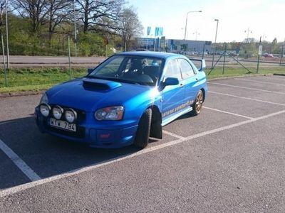 begagnad Subaru Impreza WRX STi 2.5 -04