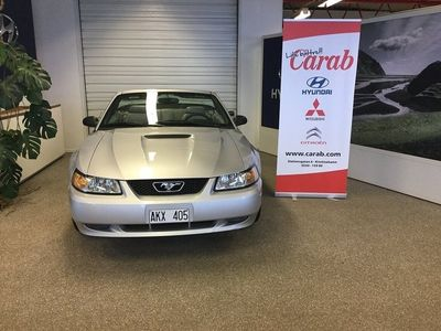 begagnad Ford Mustang GT GT Convertible 4.6 V8 Automat 264hk