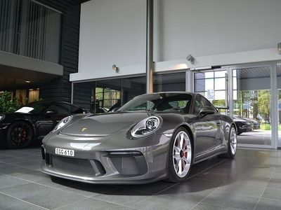 gebraucht Porsche 911 GT3 CS, Sv-Såld, 1 ägare
