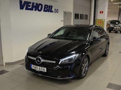 brugt Mercedes CLA200 d Navigation, Backkamer -18