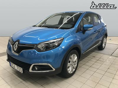 brugt Renault Captur Energy TCe 90 Expression 5-d