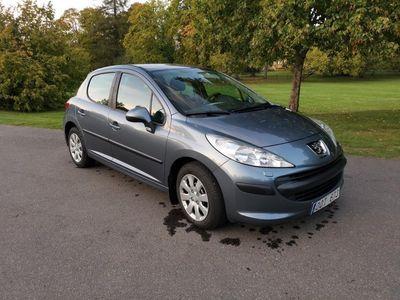 begagnad Peugeot 207 1,4 5-dörrar Dragkrok