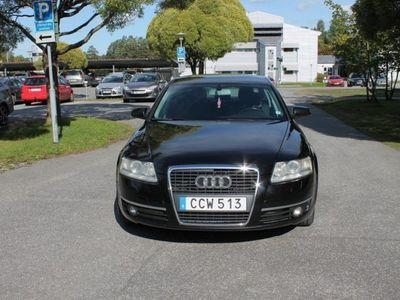 begagnad Audi A6 Sedan. 2,0 TFSI -06