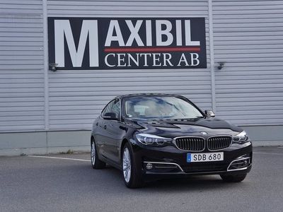 begagnad BMW 320 Gran Turismo d xDrive Luxury Line Business 190hk