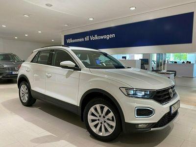 begagnad VW T-Roc 1.5 TSI 150hk DSG/#TOVEKSDAGAR