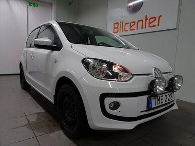 begagnad VW up! 1.0- Navi-Bluetooth-5-dörrar Euro 6 75hk