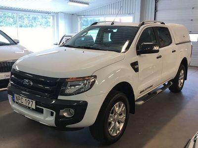 used Ford Ranger Double Cab Wildtrak 3,2