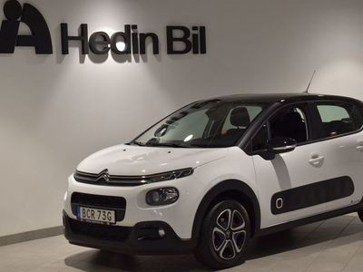 begagnad Citroën C3 PT82 SHINE DEMO