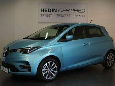 begagnad Renault Zoe R135 52 kWh Intense Batterihyra 2020, Kombi Pris 194 900 kr