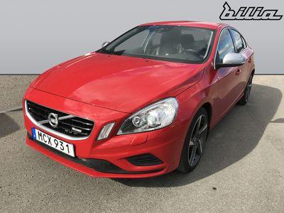 begagnad Volvo S60 D5 R-Design manuell -12