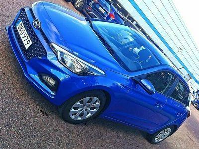 begagnad Hyundai i20 1.2 Euro 6