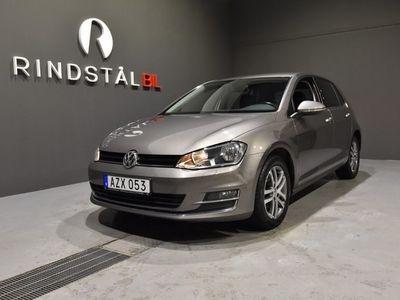 begagnad VW Golf 1.4 TSI 140 HK DSG SPORT HIGHLINE NAV
