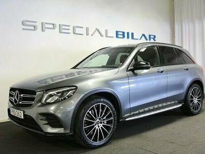 begagnad Mercedes E250 GLC Benz d 4MATIC AMG Sport Navi Värmare Drag 2017, SUV Pris 359 000 kr