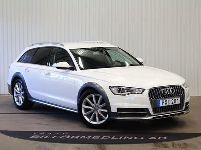 begagnad Audi A6 Allroad 3.0 TDI V6 clean diesel quatt