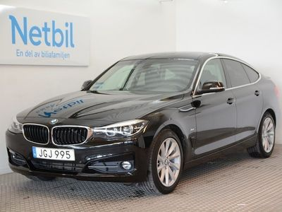 begagnad BMW 320 Gran Turismo d Sport Line Navi Drag