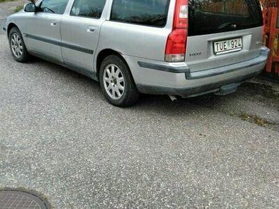 begagnad Volvo V70 2.4 Automat