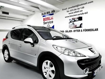 begagnad Peugeot 207 1.6 HDi FAP Sport+ 109hk
