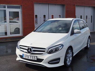 begagnad Mercedes 180 B-KLASSCDI Euro 6 109hk Dragkrok