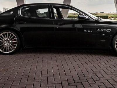 begagnad Maserati Quattroporte Sport GTS. Låga mil -09