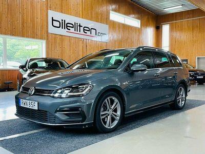 begagnad VW Golf Sportscombi Premium, Sport, R-line 150hk