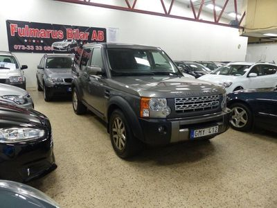 begagnad Land Rover Discovery 2.7 TD 4WD Automat 190hk