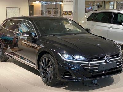 begagnad VW Arteon Shooting Brake R-LINE 2.0 2021, Sedan Pris 491 500 kr