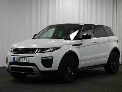begagnad Land Rover Range Rover evoque Si4 2.0 SE Dynamic 5d 2019, SUV Pris 419 000 kr
