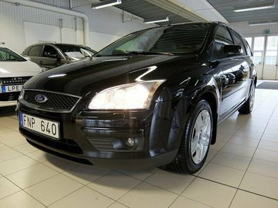 begagnad Ford Focus 1.8 Flexifuel Kombi 2007, Kombi Pris 29 000 kr