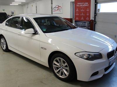 begagnad BMW 520 d Sedan Steptronic 184hk Besiktad Toppskick