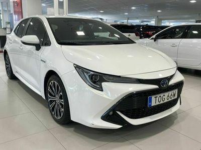begagnad Toyota Corolla 2.0 Hybrid E - CVT