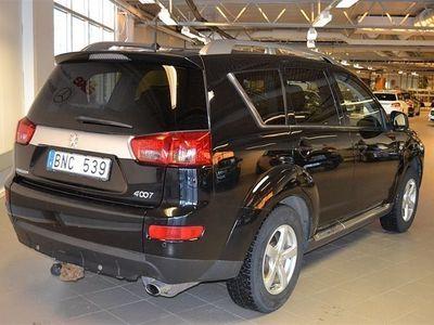 begagnad Peugeot 4007 2,4 AUT