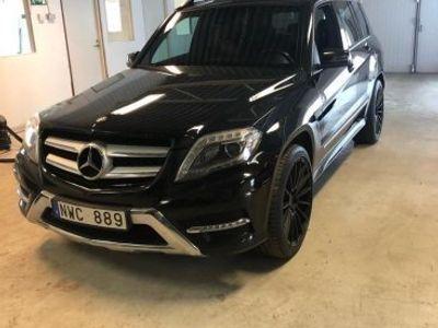 begagnad Mercedes GLK220 cdi -12