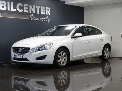 begagnad Volvo S60 D3 136hk Skinn 1,95% RÄNTA