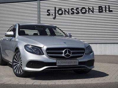 begagnad Mercedes E350 ELaddhybrid / Inkommande /