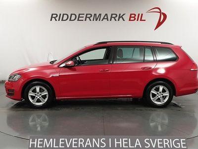 begagnad VW Golf VII 1.4 TGI BlueMotion Sportscombi (110hk) Premium, Style
