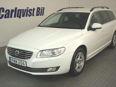 begagnad Volvo V70 AWD D4 181HK 4x4 Momentum Aut