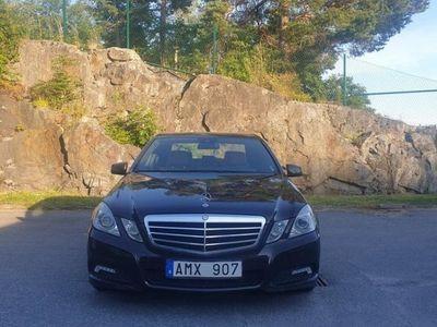 begagnad Mercedes E250 CDI