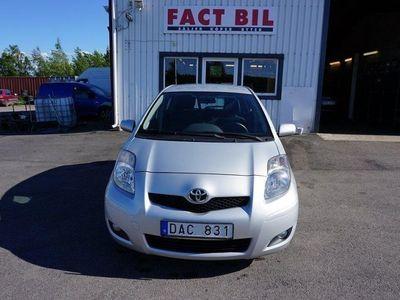 used Toyota Yaris 5-dörrar 1.33 Dual VVT-i 101hk