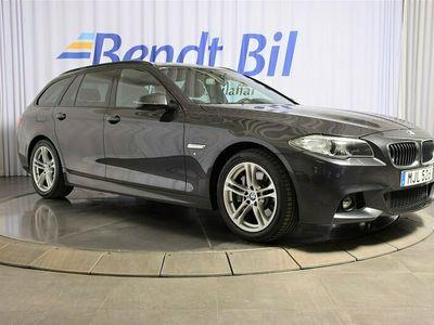 begagnad BMW 530 d xDrive Touring 258hk / M Sport / Dragkrok/ Automat