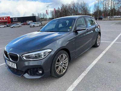 begagnad BMW 118 d xDrive M Sport 5DR Euro 6 150hk Dr