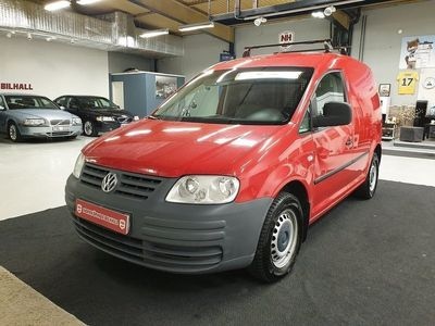begagnad VW Caddy Panel Van 1.9 TDI DSG Sekven -07