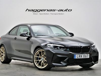"begagnad BMW M2 Competition / DCT / 410hk / 19"" MP"
