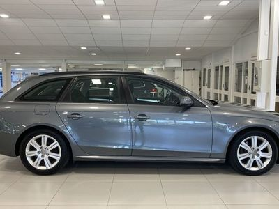 begagnad Audi A4 AVANT 2.0 TDI Automat *drag, Motorvärmare*