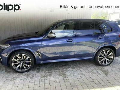 begagnad BMW X5 M50d Steptronic Euro 6 400hk 7 158 kr/mån