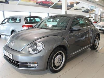 gebraucht VW Beetle TSI 105 MAN