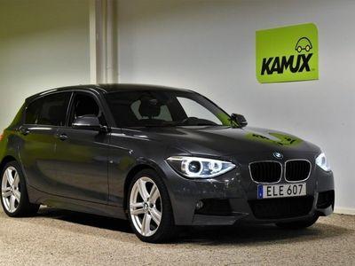 begagnad BMW 118 d 5-door Manuell, 143hk, 2015