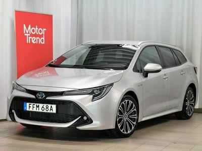 begagnad Toyota Corolla Touring Sports Hybrid 1,8 Style V-hjul