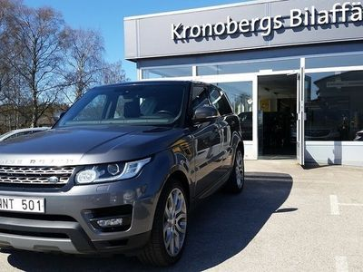 used Land Rover Range Rover Sport 3.0 TDV6 4WD Automat 258hk